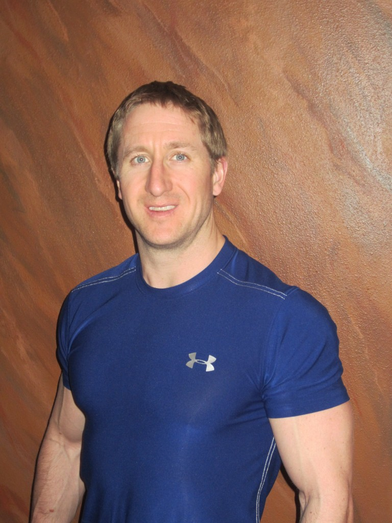 Nathan Coldham - Personal Trainer